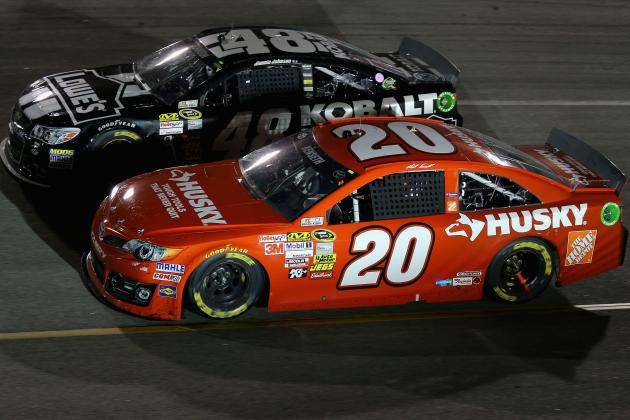 2013 Chase for the Sprint Cup: Updated Title Odds for Each Driver