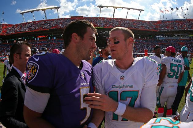 Ravens vs. Dolphins: Full Roster Grades for Miami