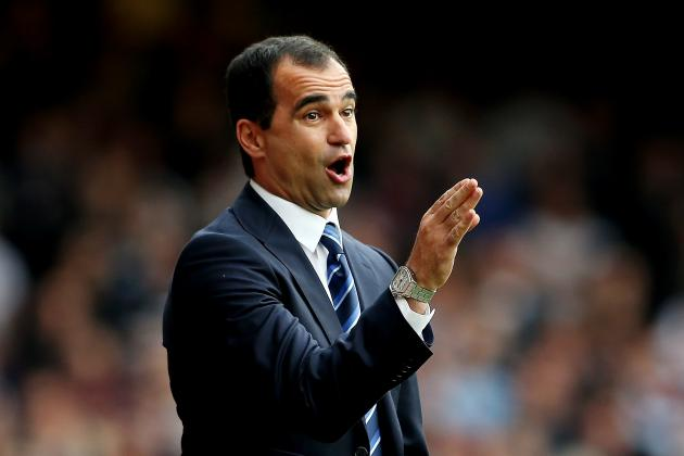 5 Areas for Everton to Improve Further Under Roberto Martinez