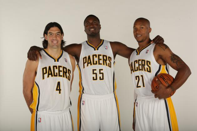 5 Things We Learned About Indiana Pacers During the First Week of Training Camp