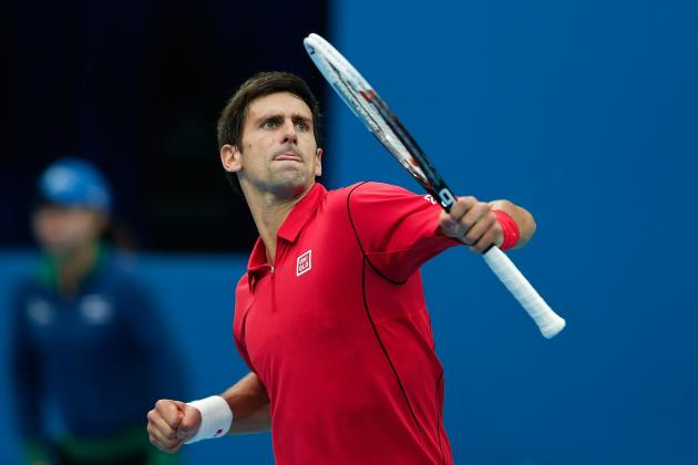 Shanghai Masters 2013: Daily Scores, Results and Schedule