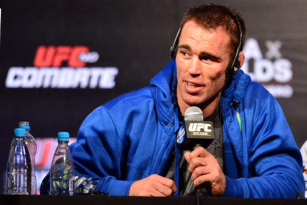 UFC Fight Night 29 Results: What's Next for the Winners?