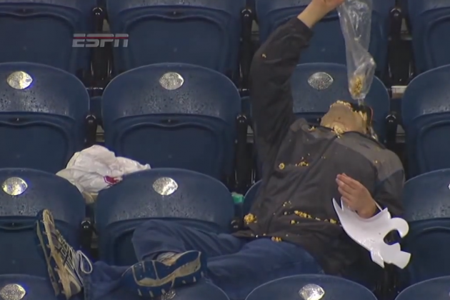 Sports Fans Whose Teams Have Made Them Lose Their Minds