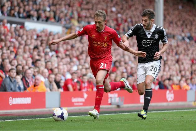 5 Reasons Why Lucas Leiva Is so Important to Liverpool