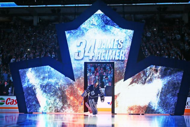 Odds for Toronto Maple Leafs' 2013-14 MVP