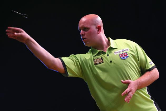 World Grand Prix of Darts 2013 Results: Daily Scores, Schedule and More