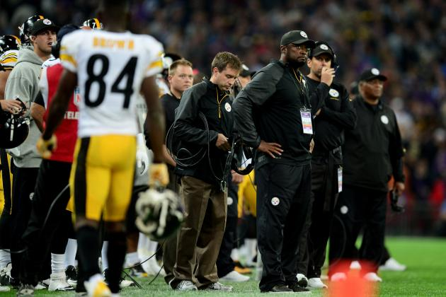 Ranking the Pittsburgh Steelers Biggest Disappointments Heading into Week 6