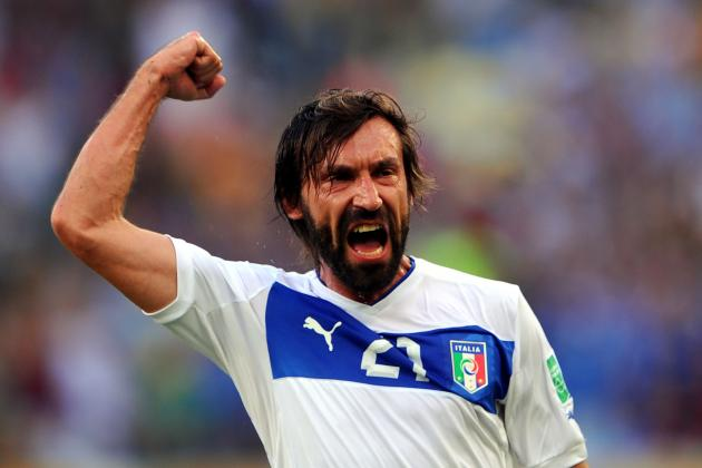 The Genius of Andrea Pirlo in Illustrations and Artwork