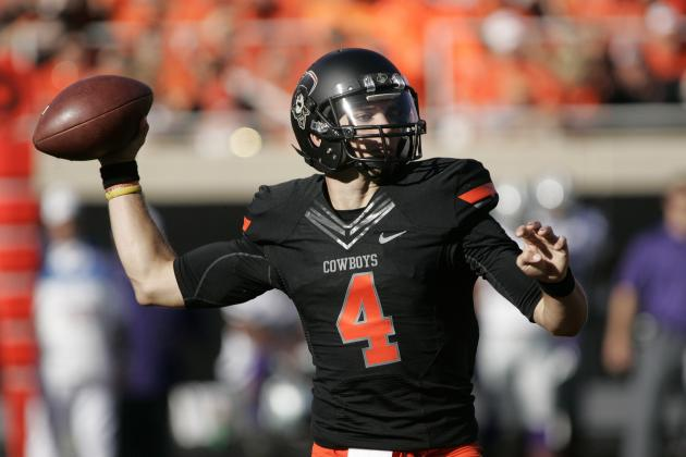 Oklahoma State Football: 5 Startling Statistics from Cowboys' 2013 Campaign
