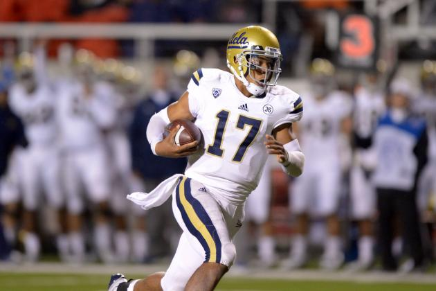 UCLA Football: 5 Startling Statistics from Bruins' 2013 Campaign