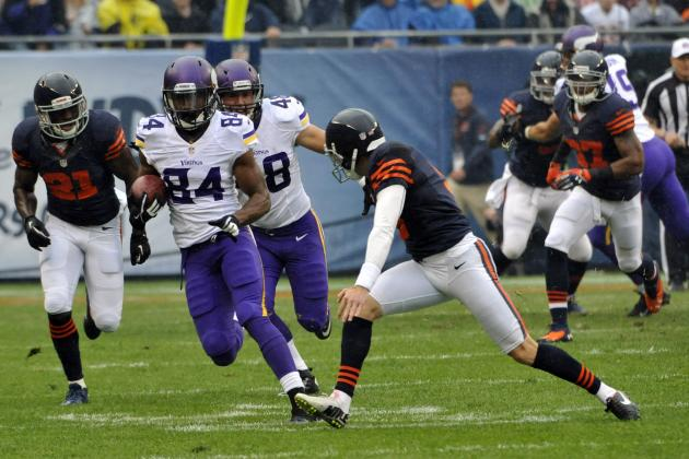 Re-Grading the Minnesota Vikings' 2013 Draft Class