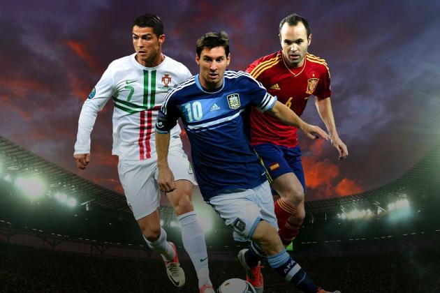 World Cup 2014 Qualifying 50: Ranking the Best 50 Players in WC2014 Qualifying