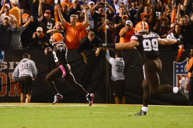 5 Areas the Cleveland Browns Must Improve in Week 6 vs. Detroit Lions