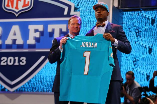 Miami Dolphins: Re-Grading 2013 Draft