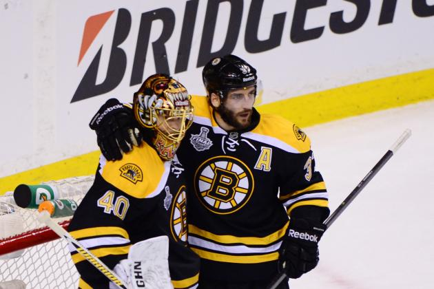 Boston Bruins: Ranking the Top 5 Candidates for the 2013-14 Team MVP