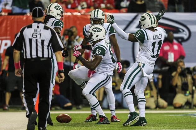 Jets vs. Falcons: Takeaways from New York's 30-28 Win over Atlanta