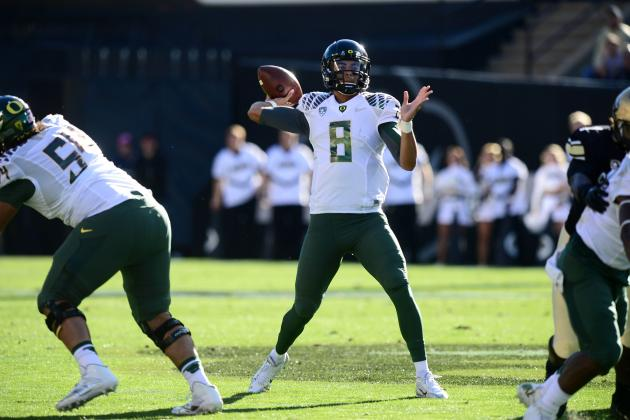 College Football Week 7 Predictions: Picking All Top 25 Games Against the Spread