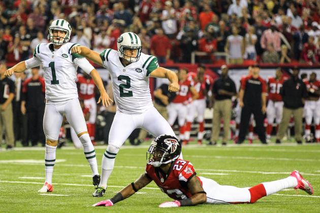 New York Jets vs. Atlanta Falcons: Full Roster Report Card Grades for New York