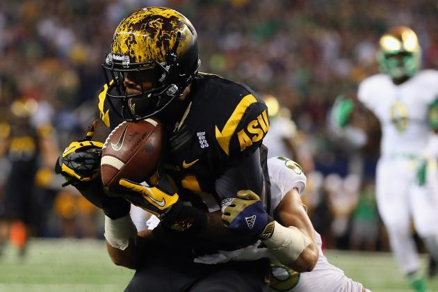 Arizona State Football: 5 Startling Statistics from Sun Devil's 2013 Campaign