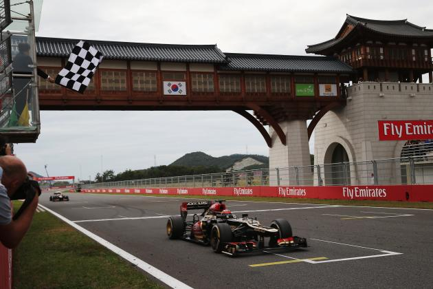 Ranking the Top 10 Possible Winners at the Japanese GP According to Odds