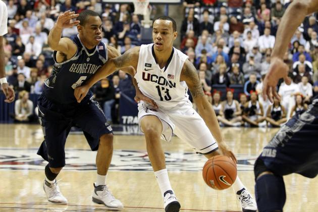 The Signature Move for College Basketball's Top Stars in 2013-14