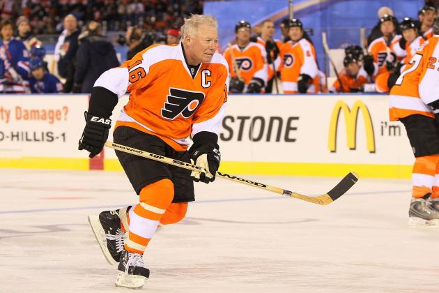Ranking the 5 Greatest Scorers in Philadelphia Flyers History