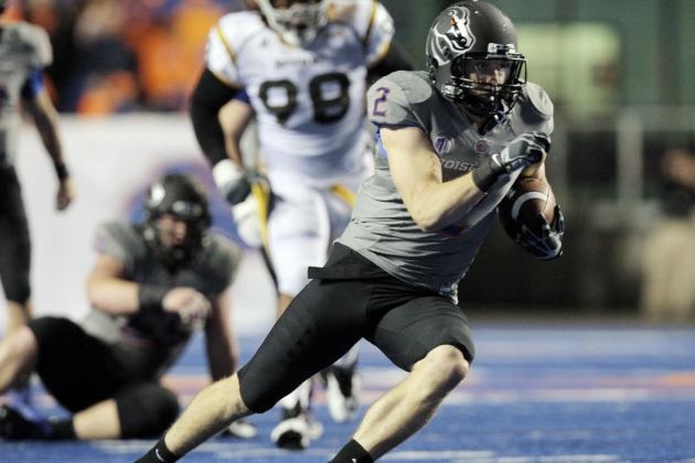 Boise State Broncos vs. Utah State Aggies Complete Game Preview