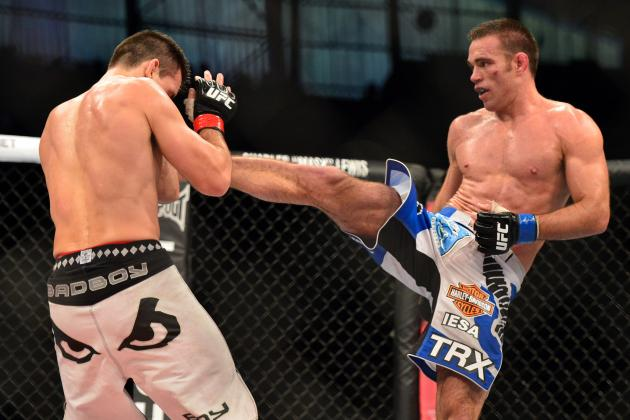 UFC Fight Night 29 Results: Top 10 Welterweights in the UFC