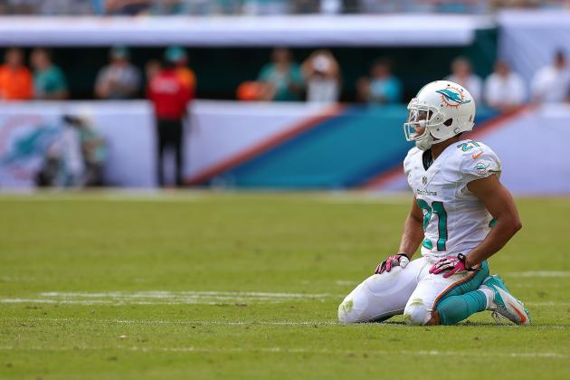 5 Key Issues the Miami Dolphins Must Address During Their Bye Week