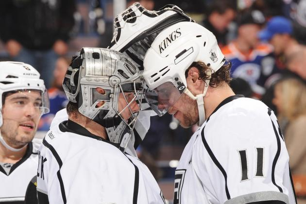 Odds for Los Angeles Kings' 2013-14 MVP