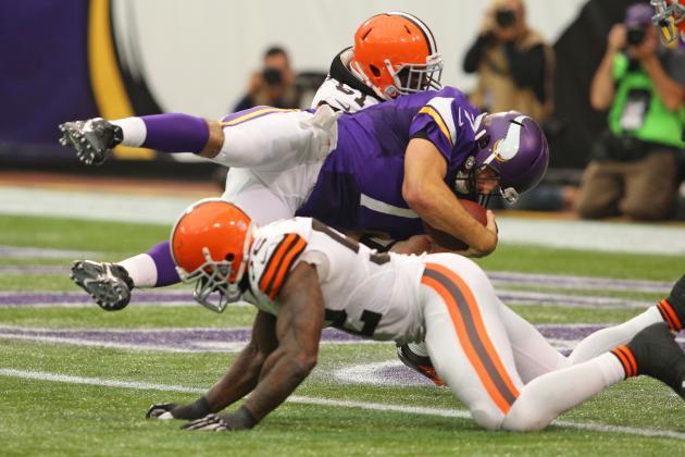 Minnesota Vikings Quarterback Quandary Creates Potential Mess