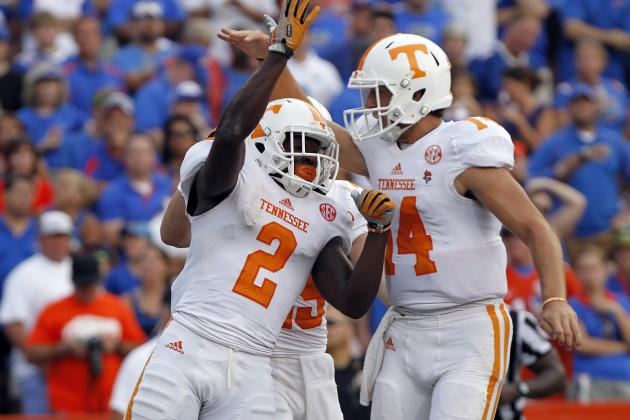 Tennessee Football: Midseason Grades for the Vols New Starters
