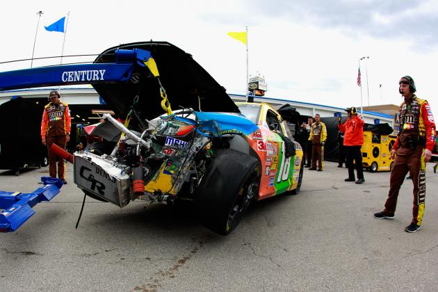 The Biggest Disappointments from 2013 NASCAR Chase for the Sprint Cup so Far