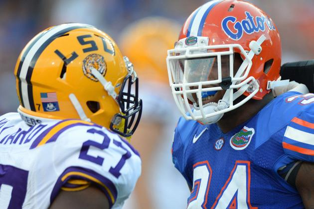 Florida Gators vs. LSU Tigers Complete Game Preview