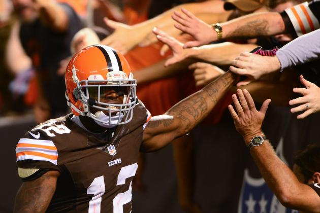 Proposing NFL Team Trade Scenarios for Browns WR Josh Gordon