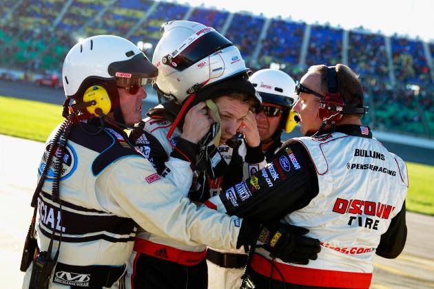 Ranking the Wildest Moments in Brad Keselowski's NASCAR Career