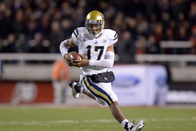 UCLA Bruins vs. Cal Golden Bears: Complete Game Preview