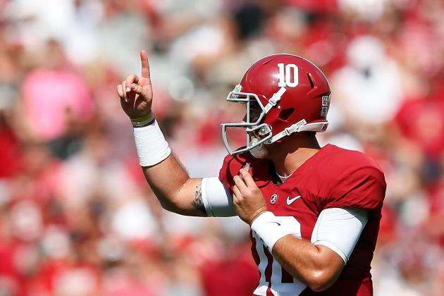 Alabama Crimson Tide vs. Kentucky Wildcats Complete Game Preview