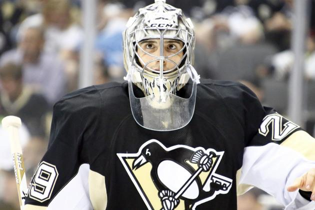 Odds for Pittsburgh Penguins' 2013-14 MVP