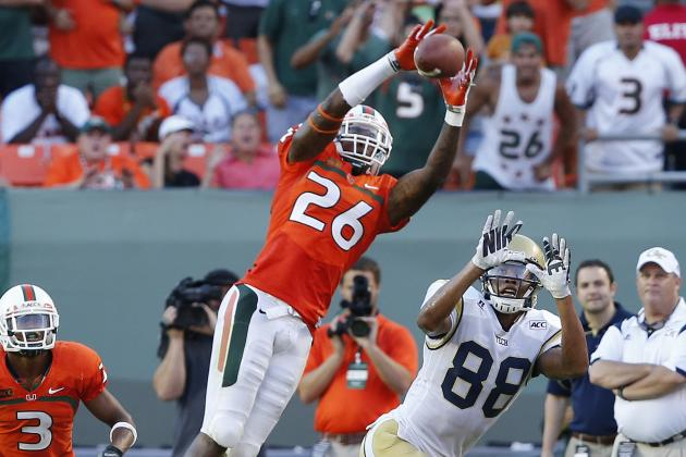 Miami Football: Grading the Canes' First Year Starters