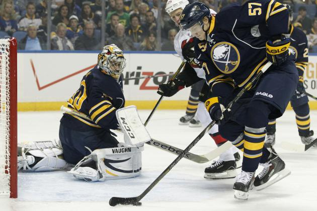 Odds for Buffalo Sabres' 2013-14 MVP