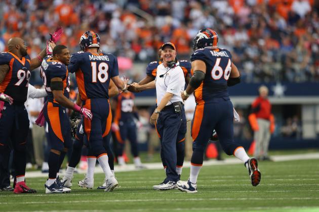 5 Bold Predictions for Denver Broncos' Week 6 Matchup