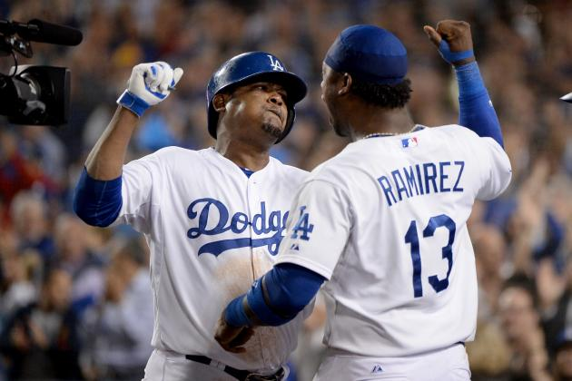Grading Each Los Angeles Dodgers' Performance in the 2013 Divisional Round