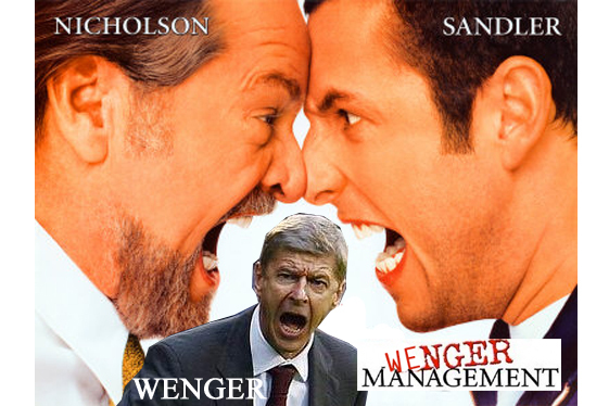 4 Potential Film Roles for Arsenal Manager Arsene Wenger