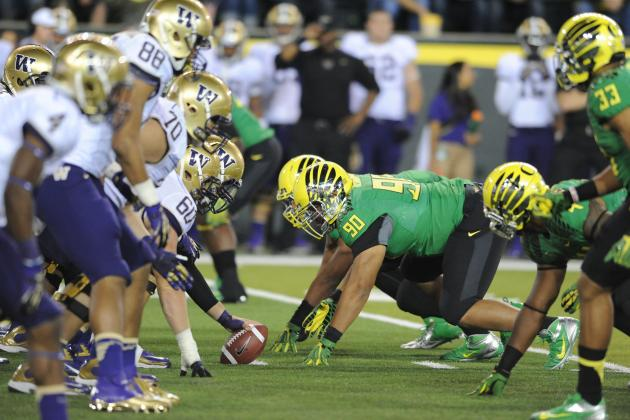 Oregon Ducks vs. Washington Huskies Complete Game Preview
