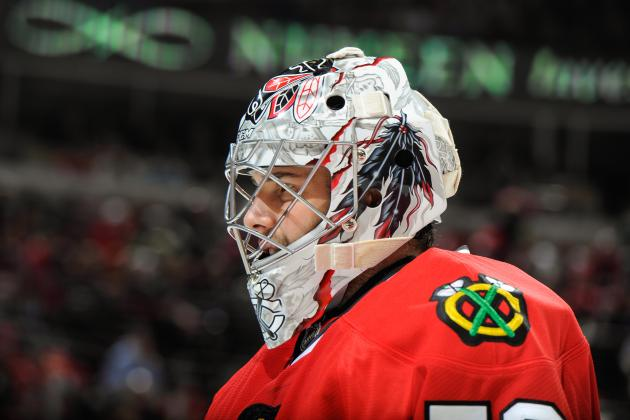 Odds for Chicago Blackhawks' 2013-14 MVP