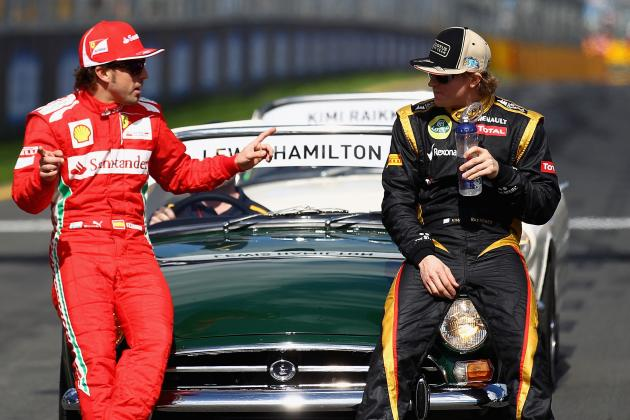 Most Successful Driving Pairings in F1: 2000-2013