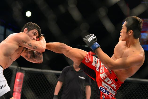 UFC Fight Night 29 Results: 4 Memorable Moments from Barueri