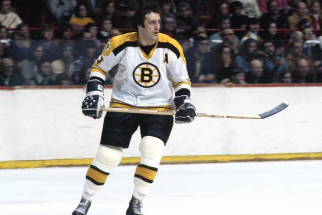Ranking the 5 Greatest Goal Scorers in Boston Bruins History