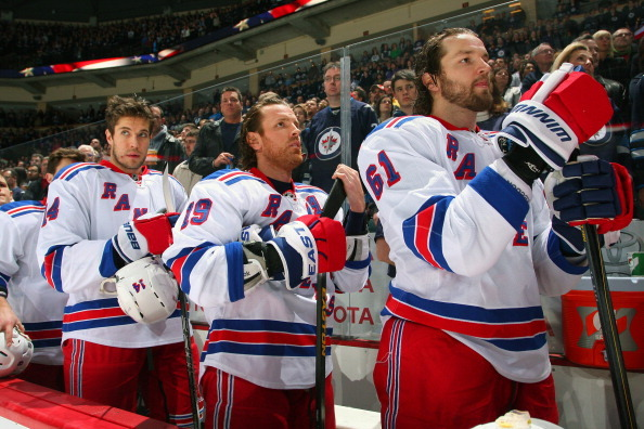 Knee-Jerk Reactions to Early Performances of New York Rangers' Top Stars